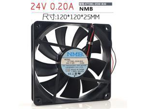 for PELKO R1238M24SPLP1 0.29A 24V 2-Wire 12cm Fan