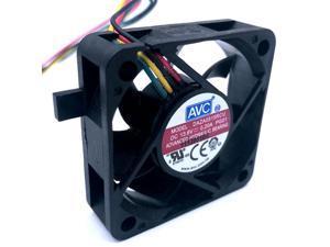 New AVC DAZA0515RCU 5CM 5015 waterproof fan  refrigerator fan DC 13.6V 0.20A
