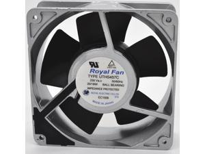 UTHS457C 230V original Japanese ROYAL FAN 120 * 120 * 38MM full metal high temperature resistant fan