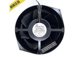 TYPE TR665D-TP-7 Japan Royal fan 200V 29W 15055 all metal high temperature fan