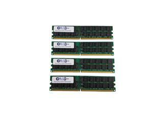 16Gb (4X4Gb) Memory Ram 4 Hp/Compaq Workstation Xw9400 Ddr2 5300 G2 Ecc For Server Only By CMS B50