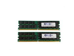 8Gb (2X4Gb) Memory Ram For Dell Poweredge 1800 Ddr2-Pc3200 For Server Only By CMS (B47)