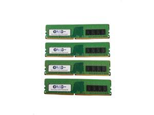 64GB (4X16GB) RAM Memory Compatible with ASRock - Fatal1ty AB350 Gaming K4, Fatal1ty X370 Gaming K4, Fatal1ty X370 Gaming X, Fatal1ty X370 Professional Gaming Motherboards by CMS C120
