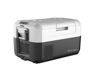 37 Quart Portable Electric Car Cooler Refrigerator Compressor Freezer Camping