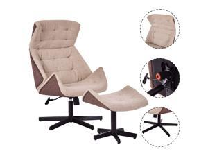 Outstanding Baxton Studio Yashiya Mid Century Retro Modern Light Beige Bralicious Painted Fabric Chair Ideas Braliciousco