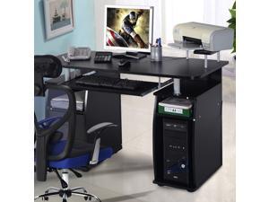 impressive office desk hutch details. Computer PC Desk Work Station Office Home Raised Monitor Impressive Office Desk Hutch Details S