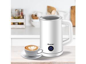 Electric Automatic Milk Frother Warmer & Heater Foam Maker Magnetic Stirring New