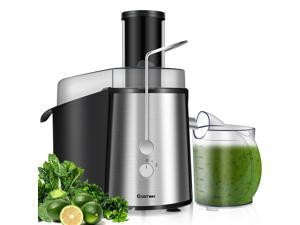 Electric Juicer Wide Mouth Fruit & Vegetable Centrifugal Juice Extractor 2 Speed