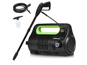 1800PSI Portable Electric High Pressure Washer 1.96GPM 1800W W/ Hose Reel Green
