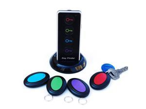 MINT H Wireless Item Beeper with 4 keys - Locate things through sound alarm at home or office.
