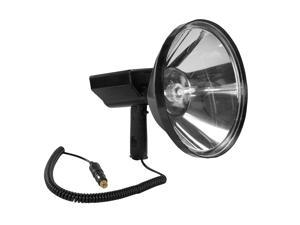 "45 Million Candlepower Handheld Spotlight - 10"" Lens - 80 Watt HID - 7200 Lumens - Spot / Flood"