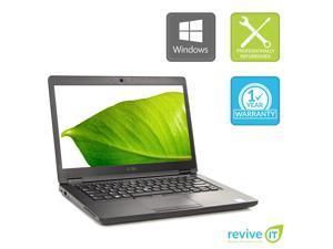 Dell Latitude 5480 Laptop i5 Quad-Core Min 2.50GHz 16GB 256GB SSD Win 10 Pro B v.WAA