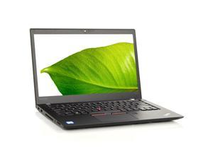 """Lenovo ThinkPad T470 14"""" Touch Screen Laptop Core i5 16GB 128GB SSD M.2 Integrated Graphics Win 10 Home 1 Yr Wty B v.WCA"""