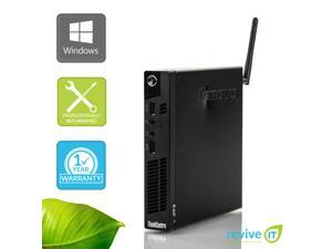 Lenovo ThinkCentre M72e Tiny  i3-3220T 2.80GHz 8GB 128GB SSD Win 10 Pro 1 Yr Wty