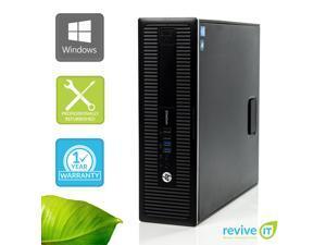 HP EliteDesk 800 G1 SFF  i5-4570 3.20GHz 8GB 500GB Win 10 Pro 1 Yr Wty