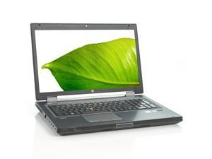 HP EliteBook 8760W Laptop  i5 Dual-Core 16GB 500GB Win 10 Pro B v.WCA