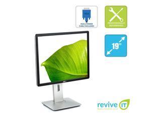 "Dell P1914S 19"" 1280x1024 5:4 LED Backlit LCD Monitor DP DVI VGA Grade B"