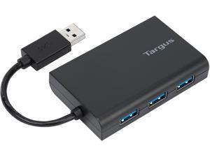 Targus USB 3.0 3-port HUB with Ethernet (AH122USZ)