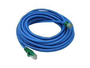 Cable Matters Cat6 Snagless Crossover Patch Cable in Blue 25 FeetParent