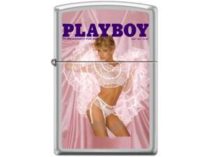 Zippo Playboy June 1983 Cover   Windproof Pocket Lighter 205CI010713