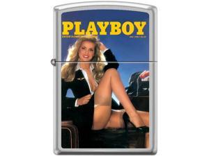 Zippo Playboy May 1980 Cover   Windproof Pocket Lighter 205CI017370