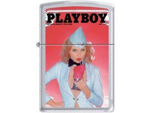 Zippo Playboy May 1977 Cover   Windproof Pocket Lighter 205CI012028