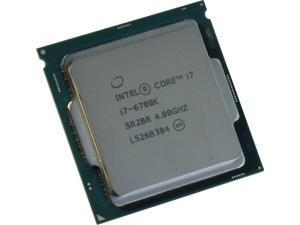 Intel Core i7-6700K - Core i7 6th Gen Skylake Quad-Core 4.0 GHz LGA 1151 91W Intel HD Graphics 530 Desktop Processor - CM8066201919901