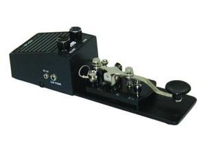 MFJ-557 Morse code practice key and oscillator