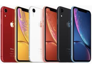 Apple iPhone XR 128GB Fully Unlocked (Verizon + Sprint + GSM Unlocked)