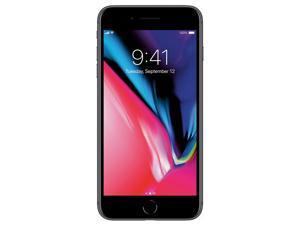 Apple iPhone 8 Plus 256GB Unlocked GSM Phone w/ Dual 12MP Camera - Space Gray
