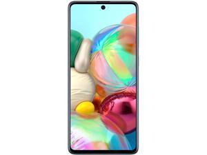 Samsung Galaxy A71 A715F 128GB Dual-SIM GSM Unlocked Phone (International Variant/US Compatible LTE)