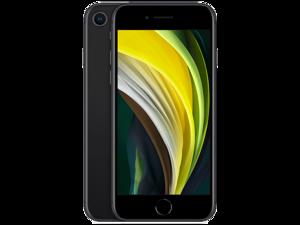 Apple iPhone SE (2020) 64GB GSM/CDMA Fully Unlocked Phone - Black