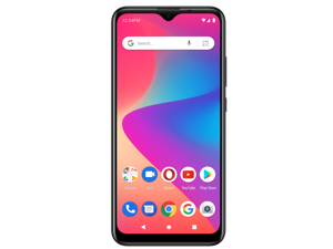 BLU G50 Plus G0350WW 32GB GSM Unlocked Android Smart Phone - Black