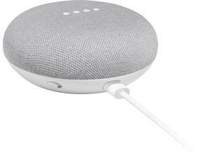 Google Home Mini (1st Generation) - Smart Speaker with Google Assistant - Chalk