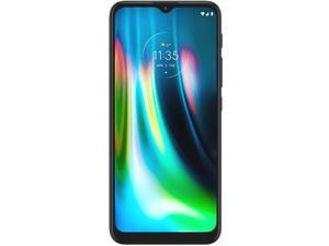 Motorola Moto G9 Play XT2083-1 64GB Dual Sim GSM Unlocked Android Smart Phone - Sapphire Blue