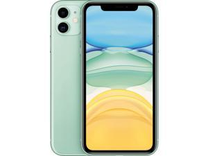 Apple iPhone 11  128GB Fully Unlocked (Verizon + Sprint + GSM Unlocked) - Green