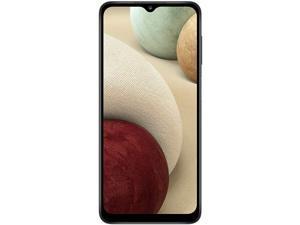 Samsung Galaxy A12 A125M 64GB Dual Sim GSM Unlocked Android Smart Phone - Black
