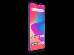BLU G50 Mega G0390WW 32GB GSM Unlocked Android Smart Phone - Blue