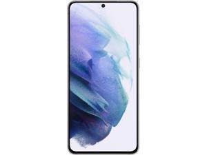 Samsung Galaxy S21 5G G991B 256GB Dual Sim GSM Unlocked Android Smartphone (International Variant/US Compatible LTE) - Phantom White