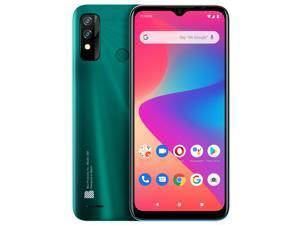 BLU G61 G0450WW 64GB Dual Sim GSM Unlocked Android Smartphone - Gradient Green