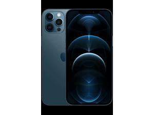Apple iPhone 12 Pro Max 128GB GSM/CDMA Fully Unlocked - Pacific Blue