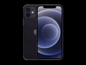 Apple iPhone 12 256GB GSM/CDMA Fully Unlocked - Black