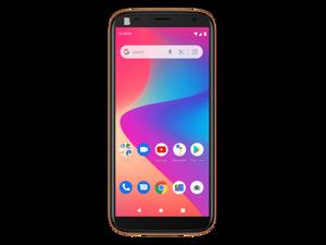 BLU J7L J0070WW 32GB GSM Unlocked Android Smart Phone - Tan