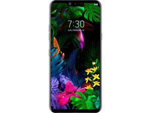 LG G8 ThinQ G820Q 128GB GSM Unlocked Phone - Aurora Black