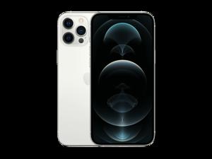 Apple iPhone 12 Pro Max 128GB GSM/CDMA Fully Unlocked - Silver