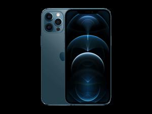 Apple iPhone 12 Pro Max 256GB GSM/CDMA Fully Unlocked - Pacific Blue