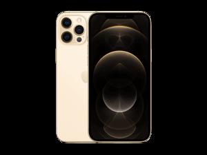 Apple iPhone 12 Pro Max 256GB GSM/CDMA Fully Unlocked - Gold