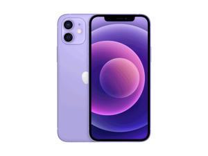 Apple iPhone 12 128GB GSM/CDMA Fully Unlocked - Purple
