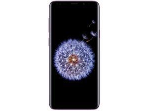 Samsung Galaxy S9+ G965U 64GB Unlocked GSM 4G LTE Phone w/ Dual 12 MP Camera - Lilac Purple