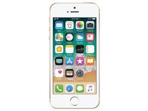Apple iPhone SE 128GB Unlocked GSM Phone w/ 12MP Camera - Gold